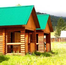Двухместные домики